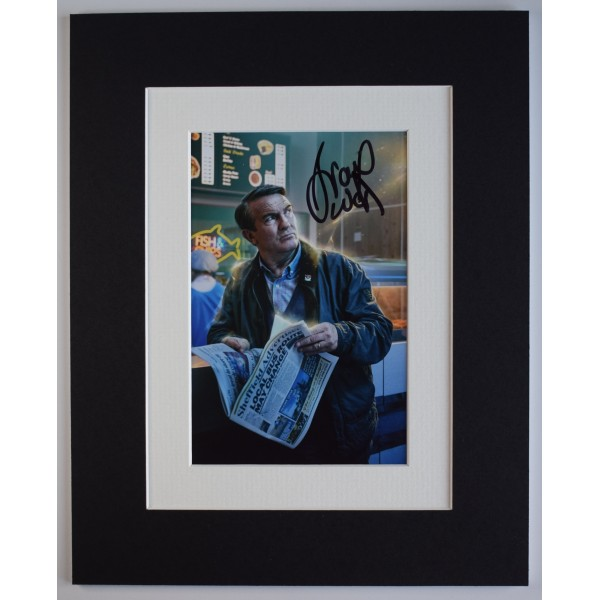 Bradley Walsh Signed Autograph 10x8 photo display Dr Doctor Who TV AFTAL COA Perfect Gift Memorabilia