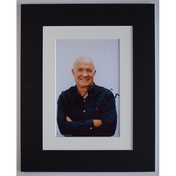Rick Stein Signed Autograph 10x8 photo display TV Seafood Fish Chef AFTAL COA Perfect Gift Memorabilia