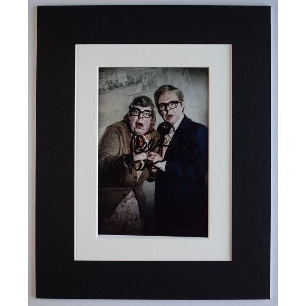 Reece Shearsmith Signed Autograph 10x8 photo display Inside No 9 TV AFTAL COA AFTAL Perfect Gift Memorabilia