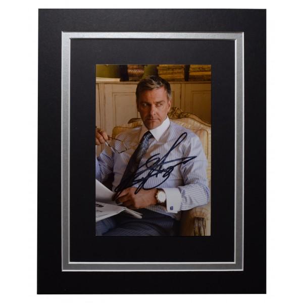 Ray Stevenson Signed Autograph 10x8 photo display Dexter TV AFTAL COA Perfect Gift Memorabilia