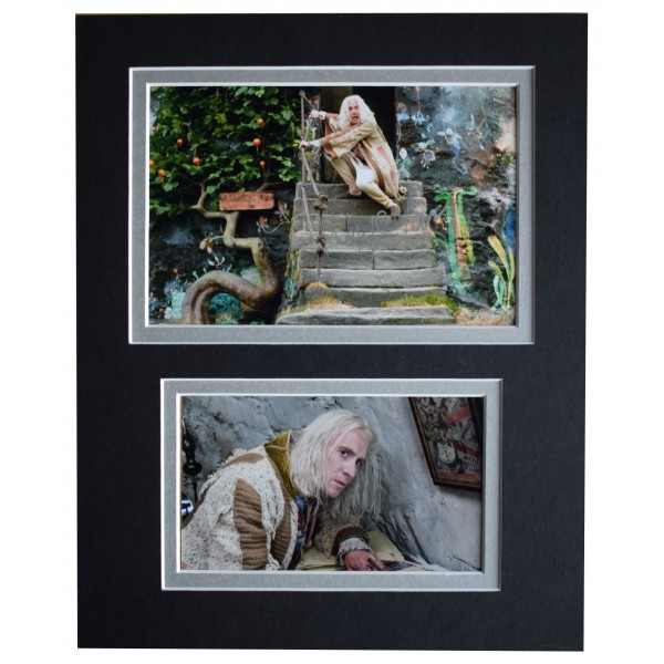 Rhys Ifans Signed Autograph 10x8 photo display Harry Potter AFTAL COA  Perfect Gift Memorabilia