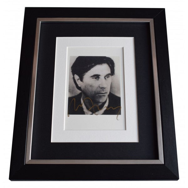 Bryan Ferry Signed 10x8 Framed Photo Autograph Display Roxy Music AFTAL & COA Perfect Gift Memorabilia
