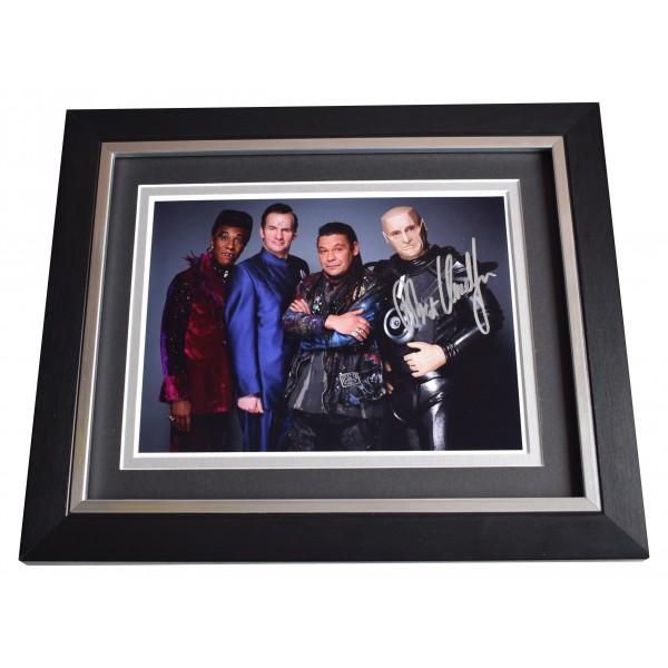 Robert Llewellyn Signed 10x8 Framed Photo Autograph Display Red Dwarf TV COA Perfect Gift Memorabilia