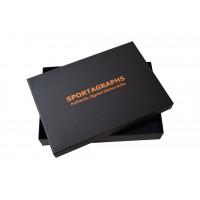 James Anderson Signed Autograph Cricket Bat & Photo & Gift Box Memorabilia COA Perfect Gift Memorabilia