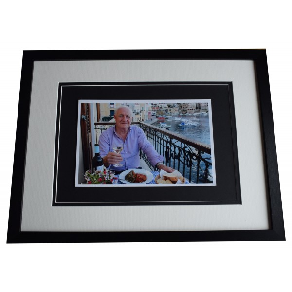 Rick Stein Signed Framed Autograph 16x12 photo display TV Chef AFTAL COA Perfect Gift Memorabilia