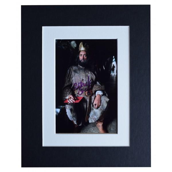 Richard E Grant Signed Autograph 10x8 photo display Game of Thrones TV COA Perfect Gift Memorabilia