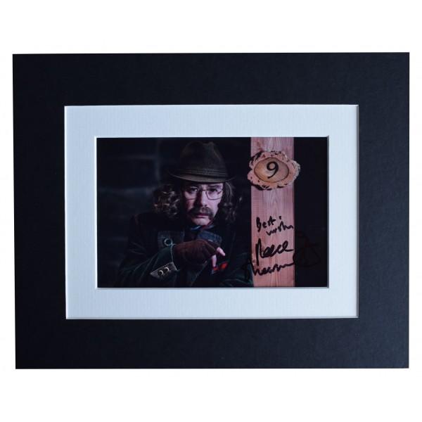 Reece Shearsmith Signed Autograph 10x8 photo display Inside Number 9 TV COA  Perfect Gift Memorabilia