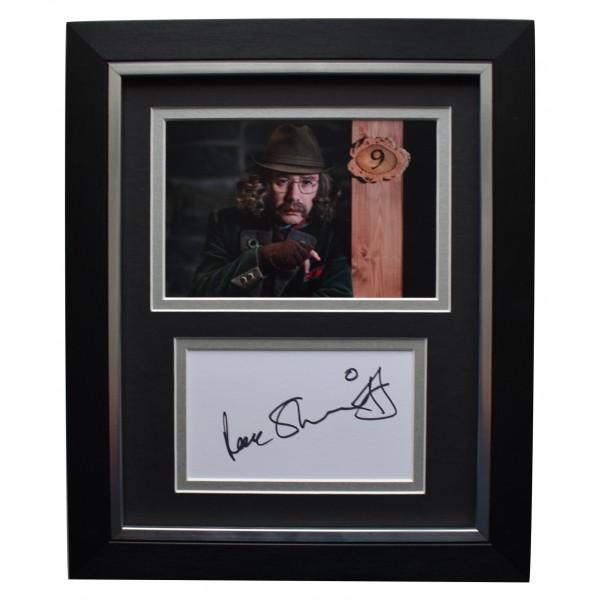 Reece Shearsmith Signed 10x8 Framed Autograph Photo Display Inside No. 9 COA Perfect Gift Memorabilia