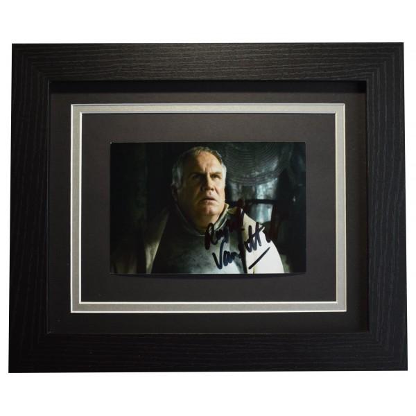 Rupert Vansittart Signed 10x8 Framed Photo Autograph Display Game of Thrones Perfect Gift Memorabilia