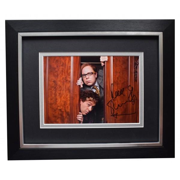 Reece Shearsmith Signed 10x8 Framed Autograph Photo Display Inside No 9 COA Perfect Gift Memorabilia
