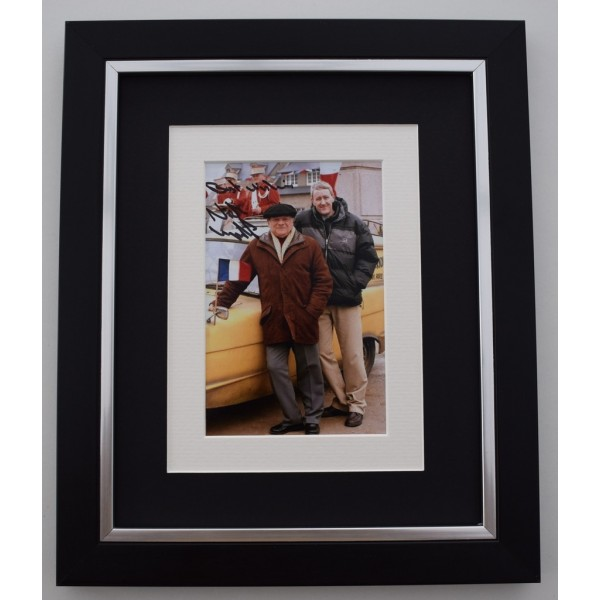 Nicholas Lyndhurst SIGNED 10X8 FRAMED Photo Autograph Display Only Fools TV  Memorabilia  AFTAL & COA perfect gift