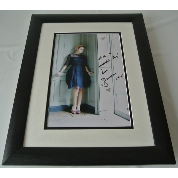 Sheridan Smith SIGNED FRAMED Photo Autograph 16x12 display TV Cilla Black & COA AFTAL TV  Memorabilia PERFECT GIFT