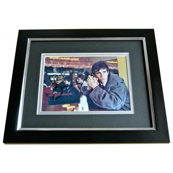 PHIL DANIELS SIGNED 10x8 FRAMED Photo Autograph Display QUADROPHENIA Film & COA PERFECT GIFT