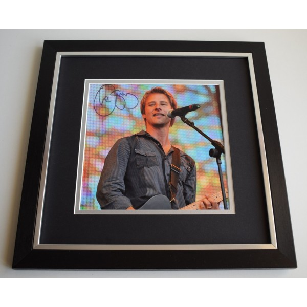 Chesney Hawkes SIGNED Framed LARGE Square Photo Autograph display     Memorabilia  AFTAL & COA perfect gift