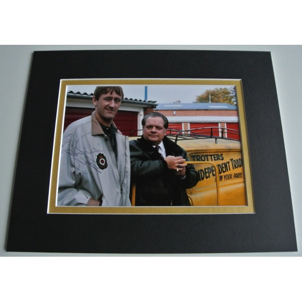 Nicholas Lyndhurst Signed Autograph 10x8 photo display TV Only Fools Horses COA AFTAL  Memorabilia PERFECT GIFT
