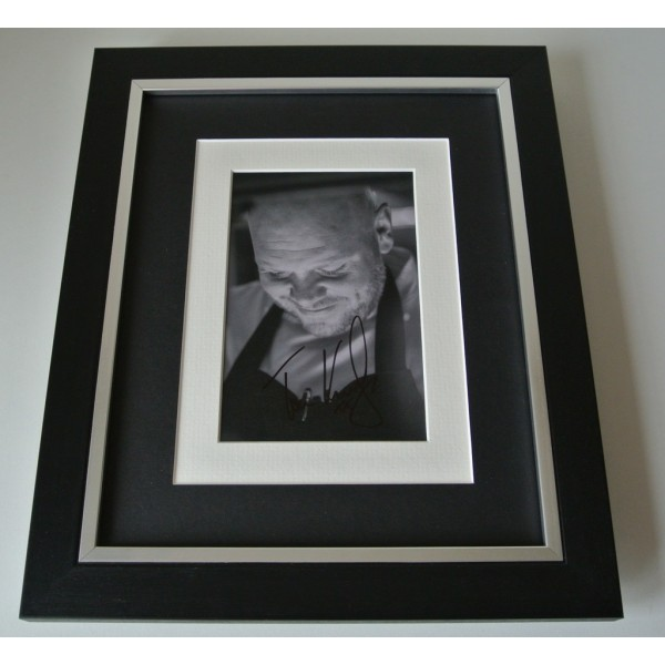 Tom Kerridge SIGNED 10X8 FRAMED Photo Autograph Display TV Chef Memorabilia COA