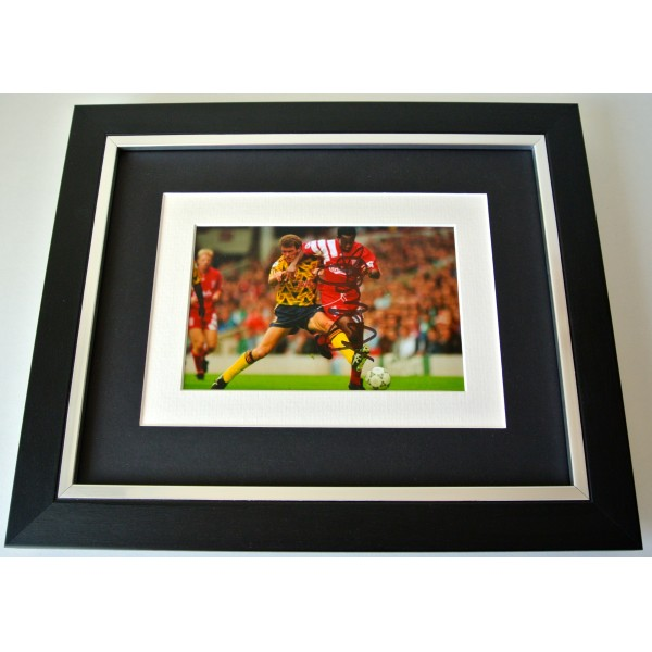 Mark Walters SIGNED 10X8 FRAMED Photo Mount Autograph Display Liverpool & COA Perfect Gift