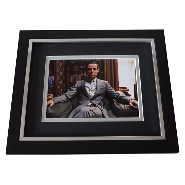 Andrew Scott SIGNED 10x8 FRAMED Photo Autograph Display Sherlock TV AFTAL  COA Memorabilia PERFECT GIFT