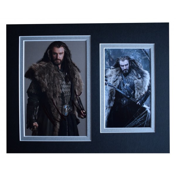 Richard Armitage Signed Autograph 10x8 photo display The Hobbit Film   AFTAL  COA Memorabilia PERFECT GIFT
