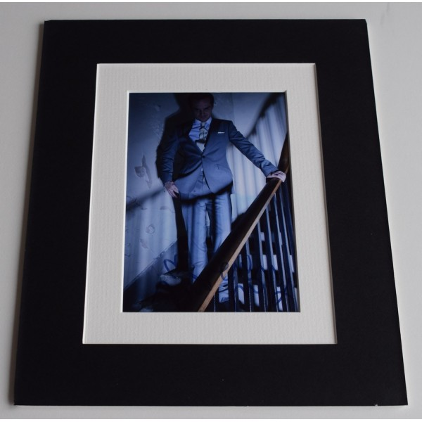 Andrew Scott Signed Autograph 10x8 photo mount display Sherlock Moriarty TV COA AFTAL MEMORABILIA