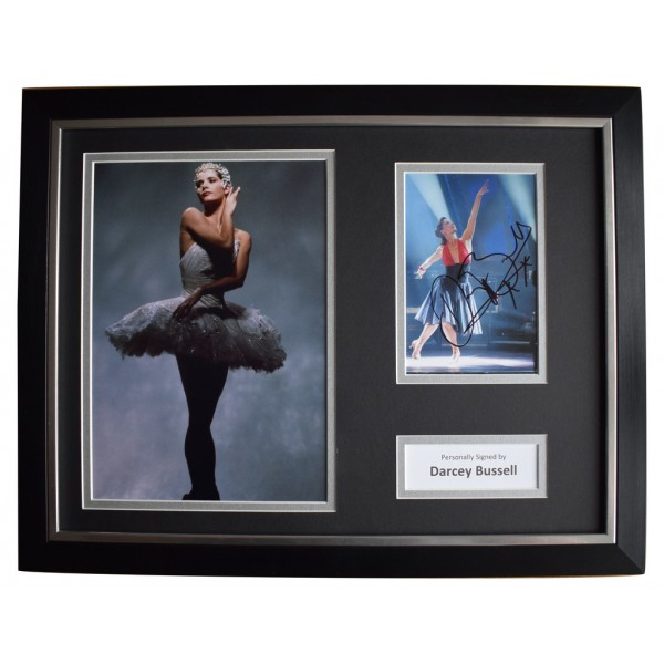 Darcey Bussell Signed FRAMED Photo Autograph 16x12 display Strictly Come Dancing AFTAL  COA Memorabilia PERFECT GIFT