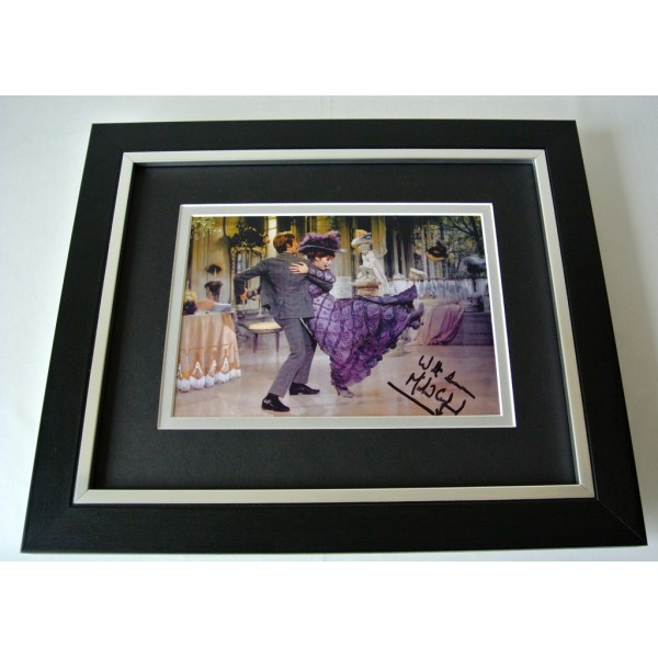 Michael Crawford SIGNED 10X8 FRAMED Photo Autograph Display Hello Dolly Film COA  PERFECT GIFT