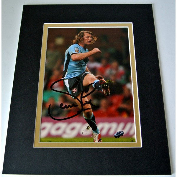 Sean Long Signed Autograph 10x8 photo mount display St Helens Rugby League & COA Perfect Gift