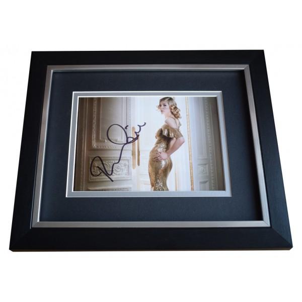 Rosamund Pike SIGNED 10x8 FRAMED Photo Autograph Display James Bond TV  AFTAL  COA Memorabilia PERFECT GIFT