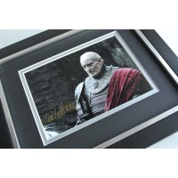 Charles Dance SIGNED 10X8 FRAMED Photo Autograph Display TV Game of Thrones AFTAL & COA Memorabilia PERFECT GIFT
