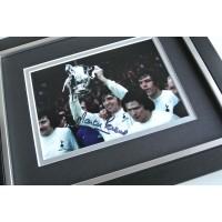 Martin Peters SIGNED 10X8 FRAMED Photo Autograph Display Tottenham Hotspur AFTAL & COA Memorabilia PERFECT GIFT