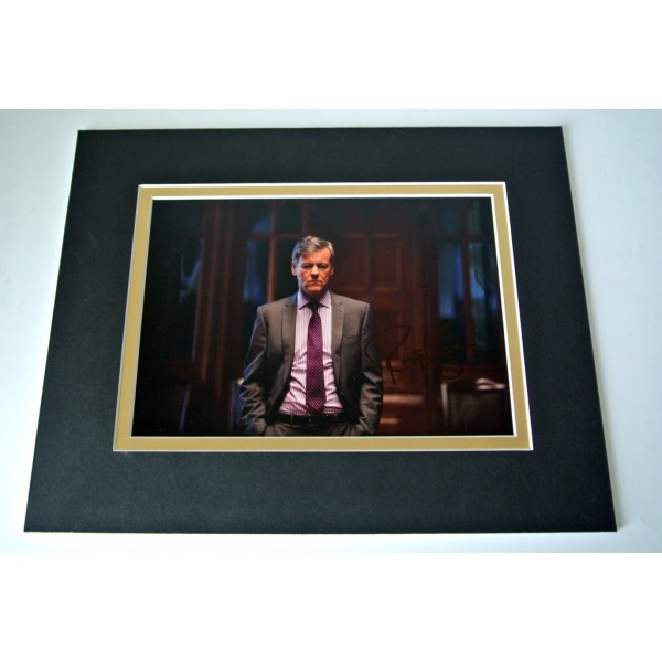 Rupert Graves Signed Autograph 10x8 photo mount display TV Film Sherlock & COA PERFECT GIFT