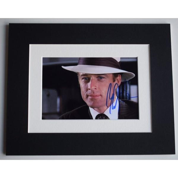 Robert Redford Signed Autograph 10x8 photo display Great Gatsby Film  AFTAL &  COA Memorabilia PERFECT GIFT