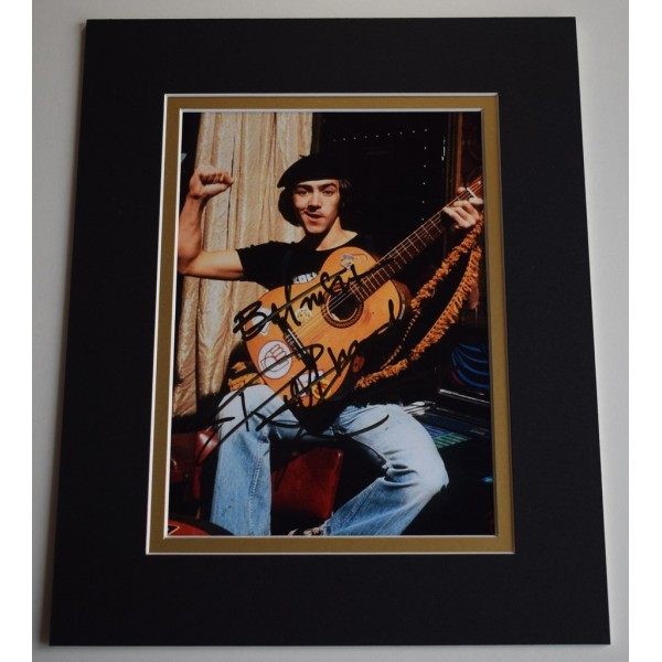 Robert Lindsay Signed Autograph 10x8 photo display Citizen Smith TV AFTAL &  COA Memorabilia PERFECT GIFT