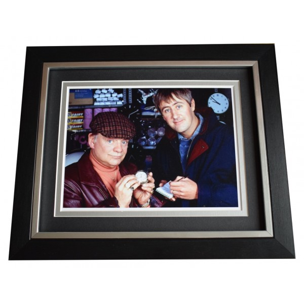 Nicholas Lyndhurst SIGNED 10x8 FRAMED Photo Autograph Display Only Fools TV  AFTAL  COA Memorabilia PERFECT GIFT