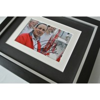 Rafa Benitez SIGNED 10x8 FRAMED Photo Autograph Display Liverpool Football & COA  PERFECT GIFT