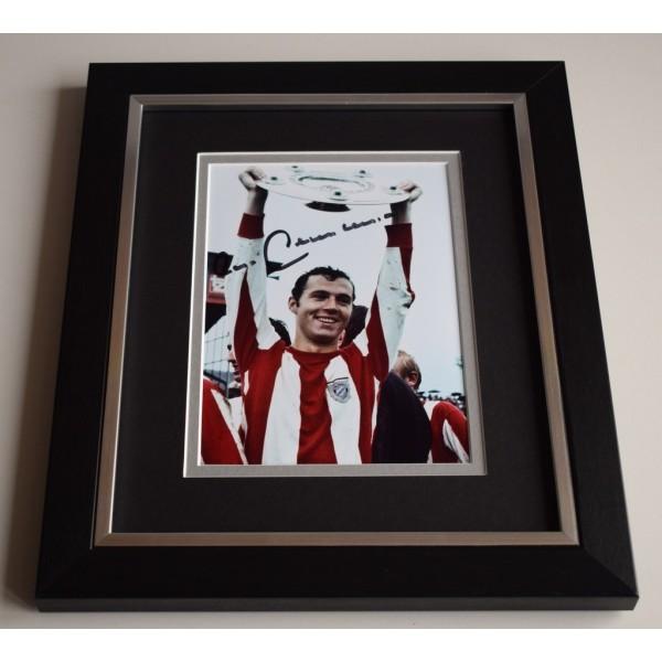 Franz Beckenbauer SIGNED 10X8 FRAMED Photo Autograph Bayern Munich Football  AFTAL & COA Memorabilia PERFECT GIFT