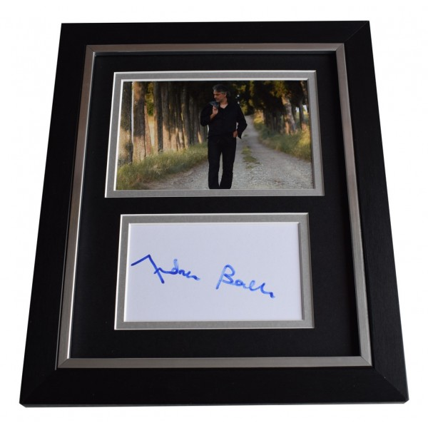 Andrea Bocelli SIGNED 10x8 FRAMED Photo Mount Autograph Display Opera Music  AFTAL  COA Memorabilia PERFECT GIFT