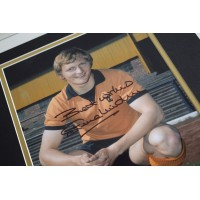 Steve Kindon SIGNED autograph 16x12 photo display Wolves Football  AFTAL & COA Memorabilia PERFECT GIFT