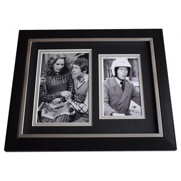 Michael Crawford SIGNED 10x8 FRAMED Photo Autograph Display Some Mothers TV AFTAL  COA Memorabilia PERFECT GIFT