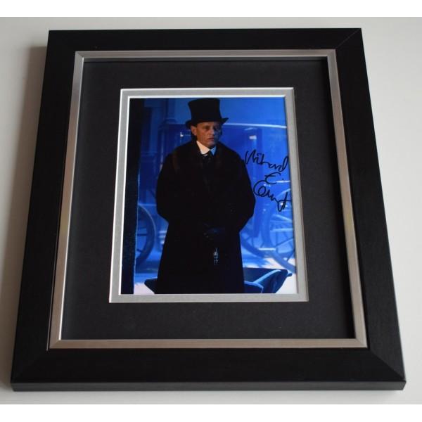 Richard E Grant SIGNED 10X8 FRAMED Photo Autograph TV Doctor Who  AFTAL & COA Memorabilia PERFECT GIFT