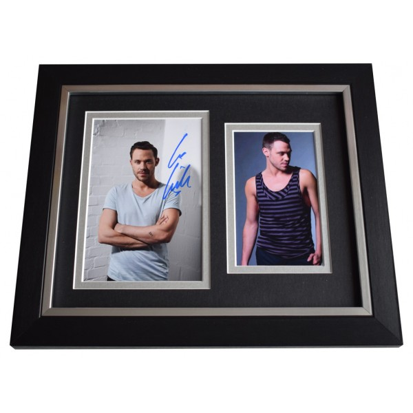 Will Young SIGNED 10x8 FRAMED Photo Autograph Display Music AFTAL  COA Memorabilia PERFECT GIFT