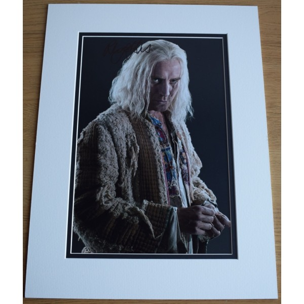 Rhys Ifans SIGNED autograph 16x12 photo display Harry Potter Film AFTAL &  COA Memorabilia PERFECT GIFT