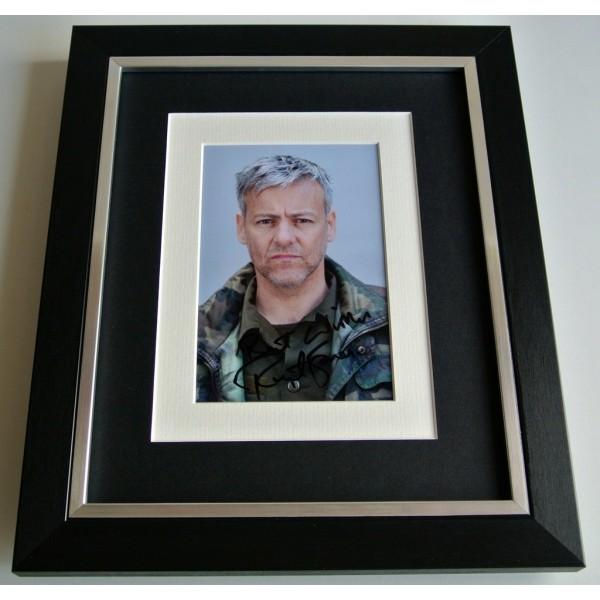 Rupert Graves SIGNED 10x8 FRAMED Photo Autograph Display Sherlock TV & COA            PERFECT GIFT