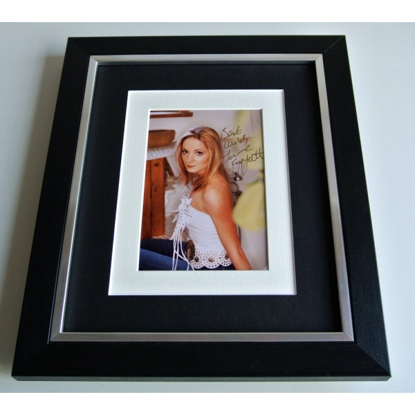 Joanne Froggatt SIGNED 10x8 FRAMED Photo Autograph Display Downton Abbey TV COA       PERFECT GIFT