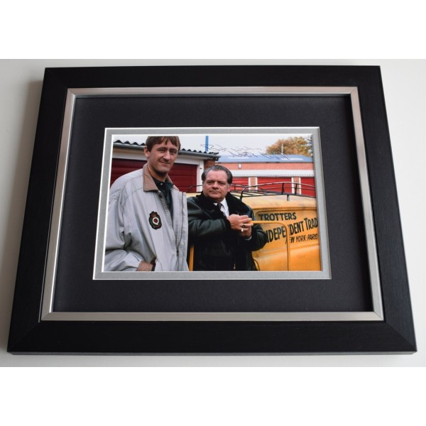 Nicholas Lyndhurst SIGNED 10x8 FRAMED Photo Autograph Display Only Fools Horses  AFTAL  COA Memorabilia PERFECT GIFT