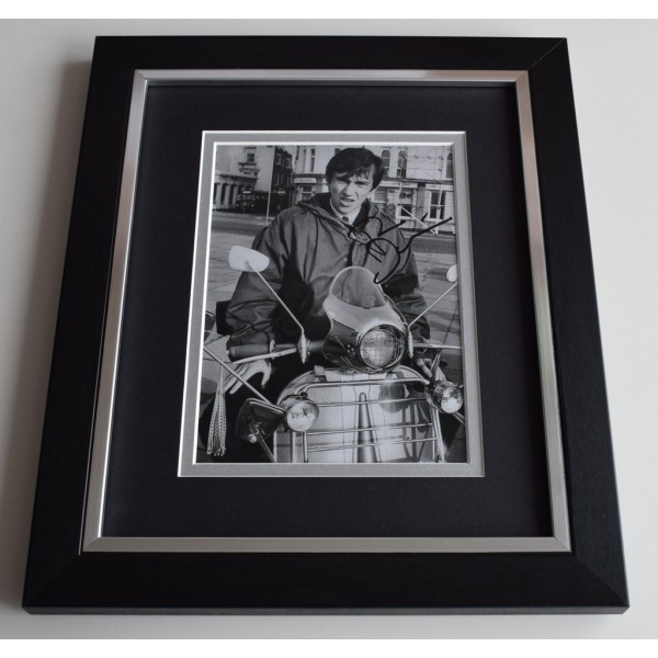 Phil Daniels SIGNED 10x8 FRAMED Photo Autograph Display Quadrophenia Film AFTAL  COA Memorabilia PERFECT GIFT