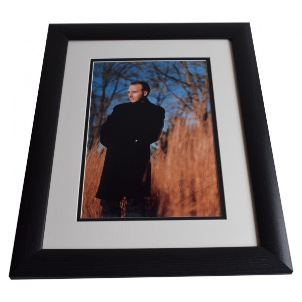 Midge Ure SIGNED FRAMED Photo Autograph 16x12 LARGE display Music   AFTAL & COA Memorabilia  PERFECT GIFT