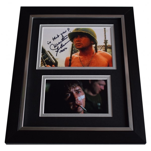Martin Sheen SIGNED 10x8 FRAMED Photo Autograph Display Apocalypse Now Film    AFTAL  COA Memorabilia PERFECT GIFT