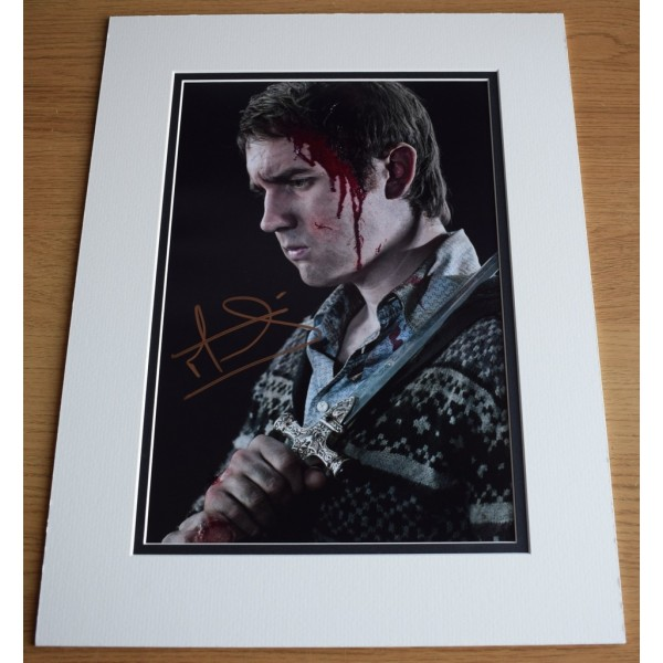 Matthew Lewis SIGNED autograph 16x12 LARGE photo display Harry Potter Film AFTAL  COA Memorabilia PERFECT GIFT