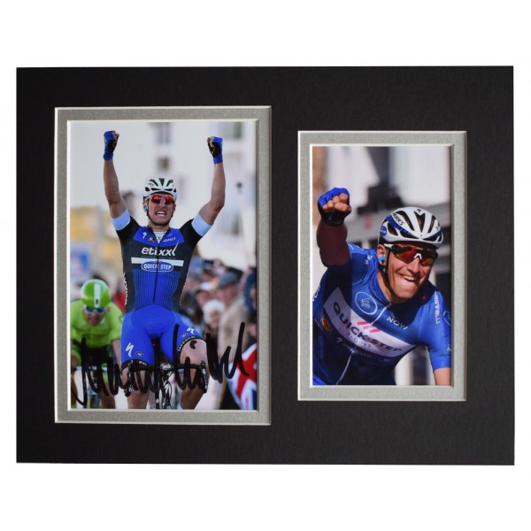 Marcel Kittel Signed Autograph 10x8 photo display Cycling Sport AFTAL  COA Memorabilia PERFECT GIFT